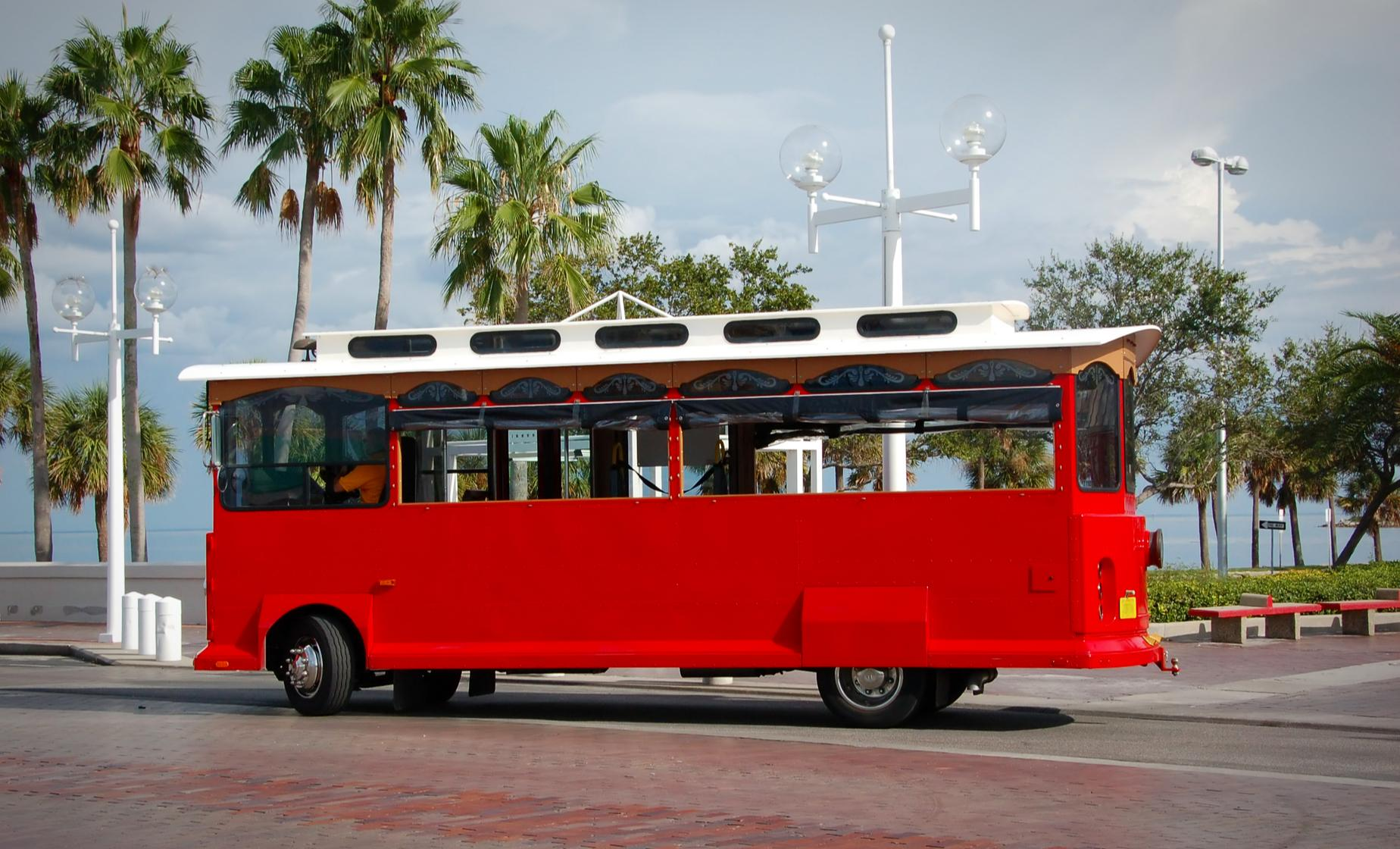 City Tour by Cozumel Trolley