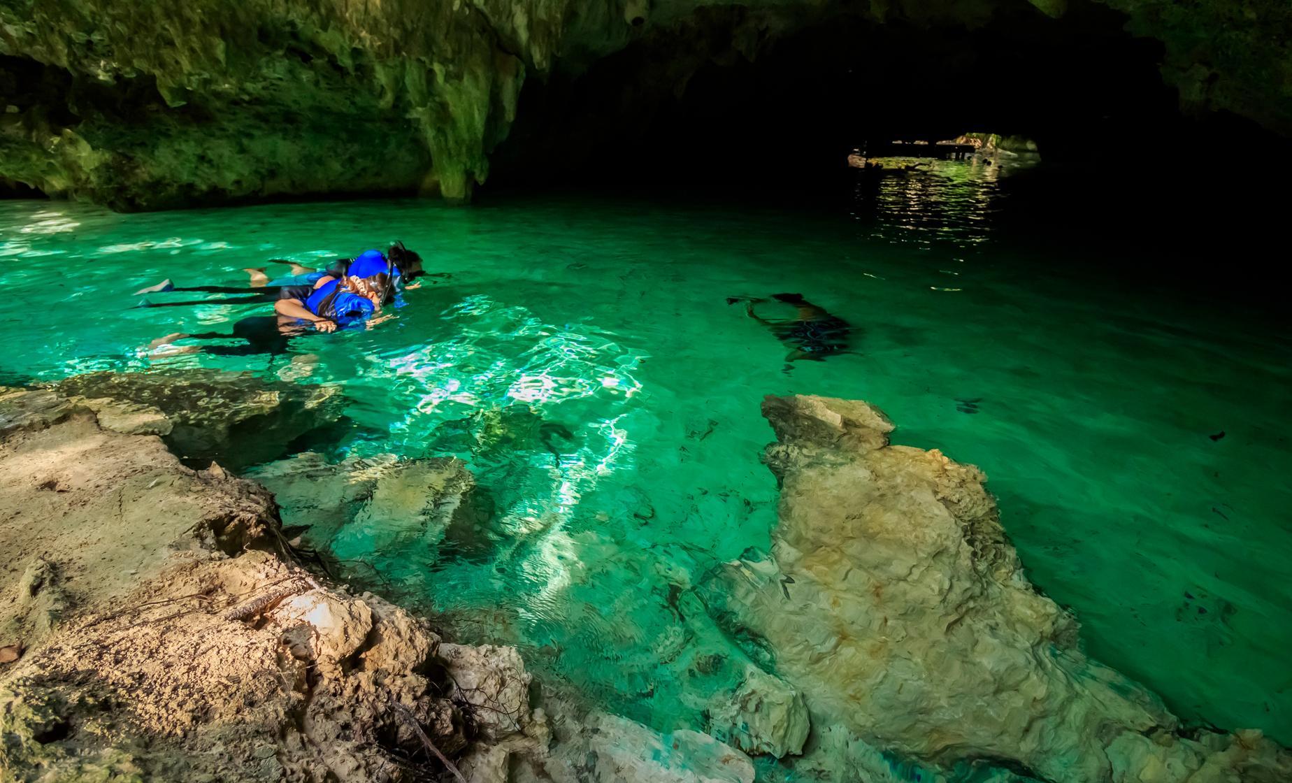 Amazing Underground River Cozumel Shore Excursion