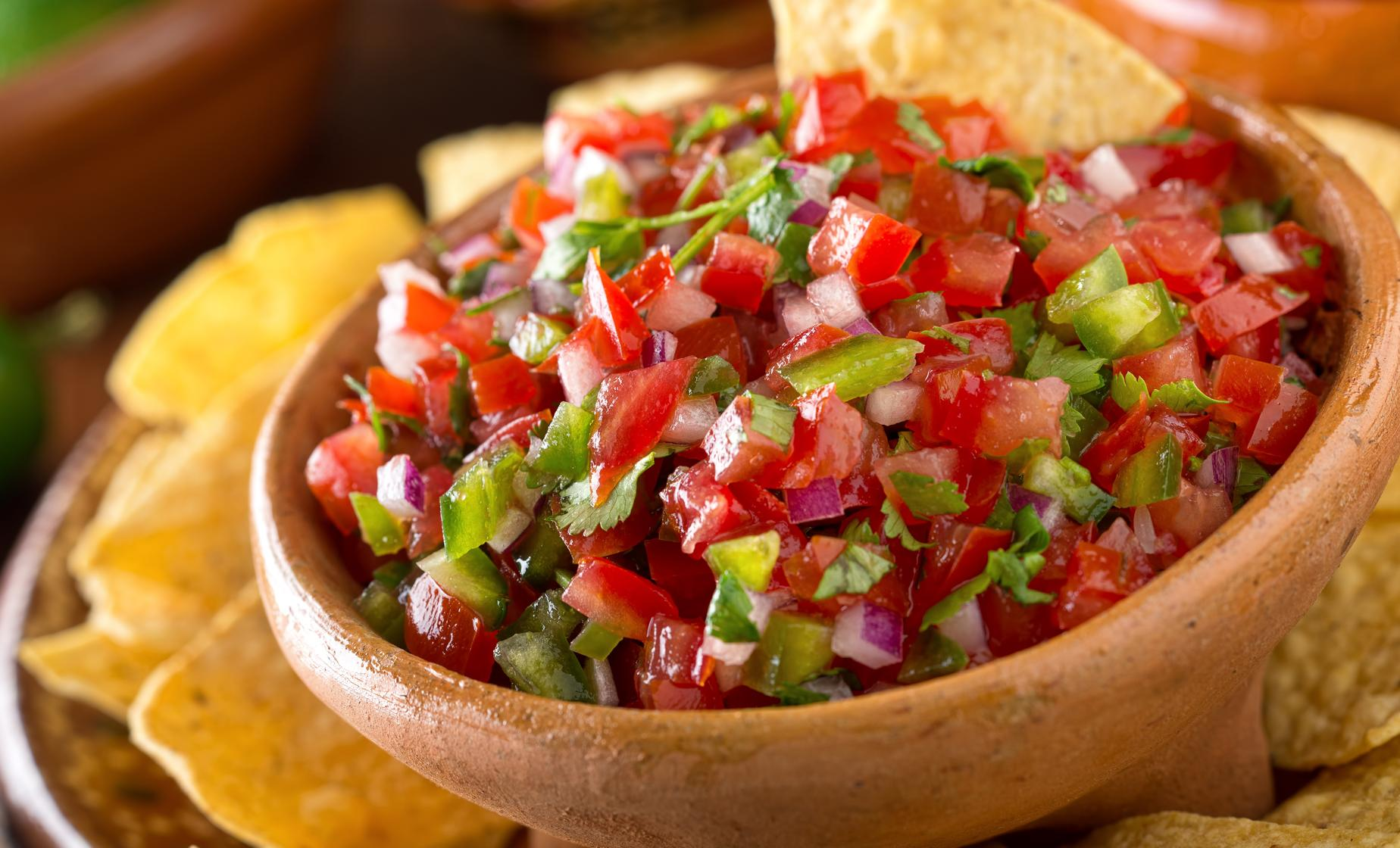 Salsa, Salsa and More Salsa!