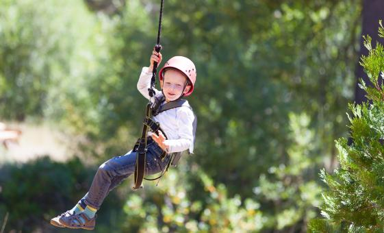 Kids Xtrem Zip Line