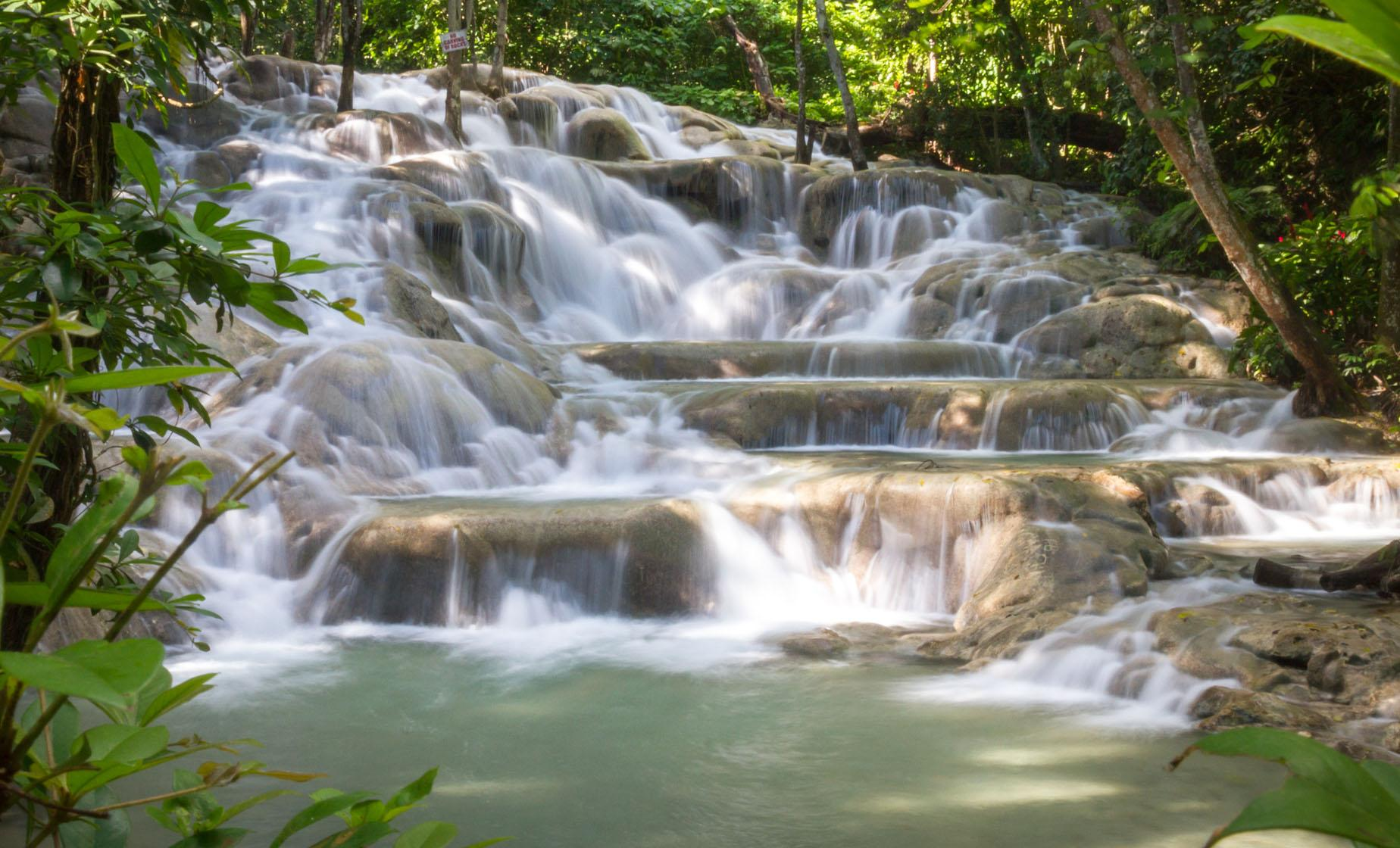 Dunn's River Falls and Konoko Falls