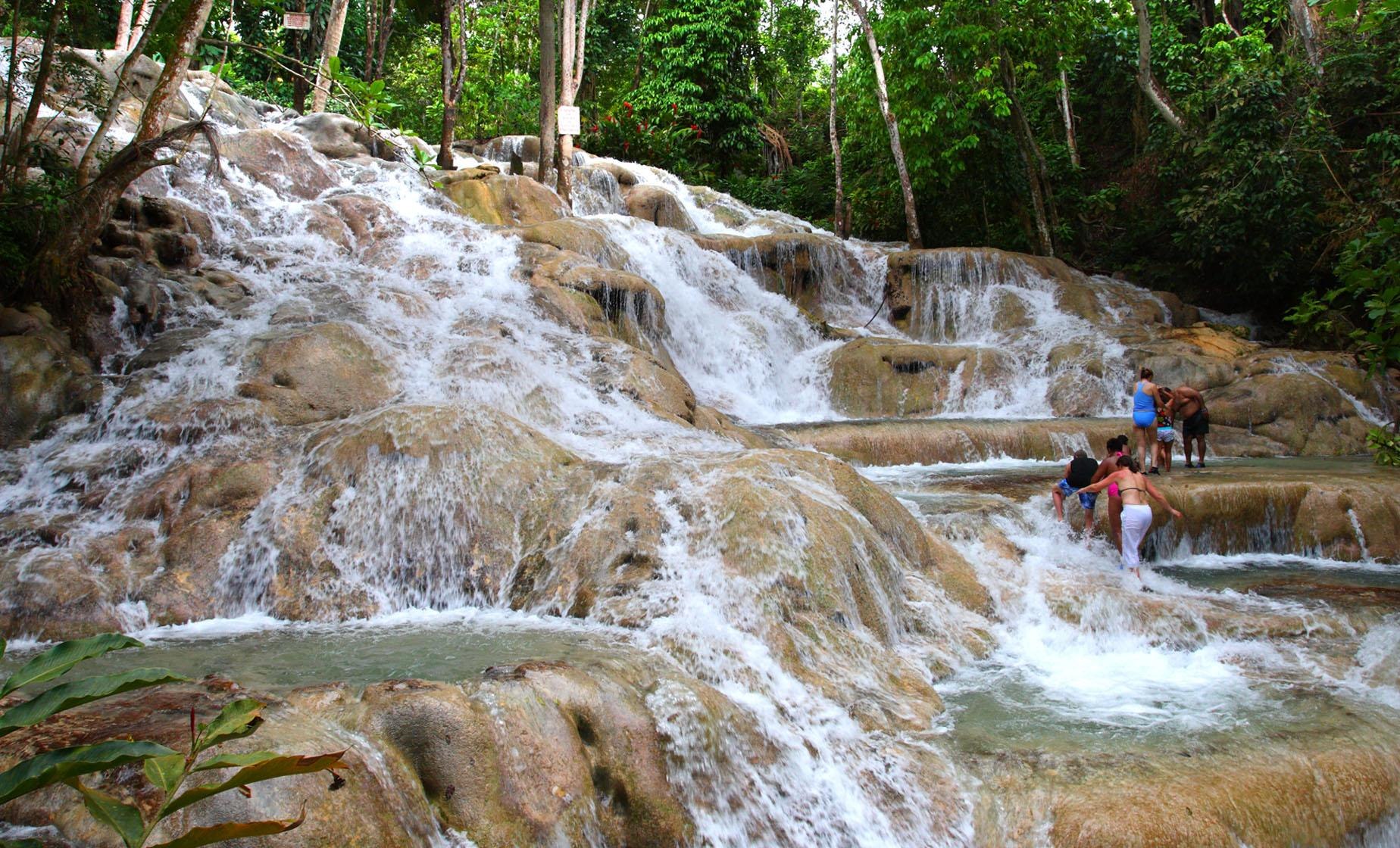 Dunn's River Falls with Lunch