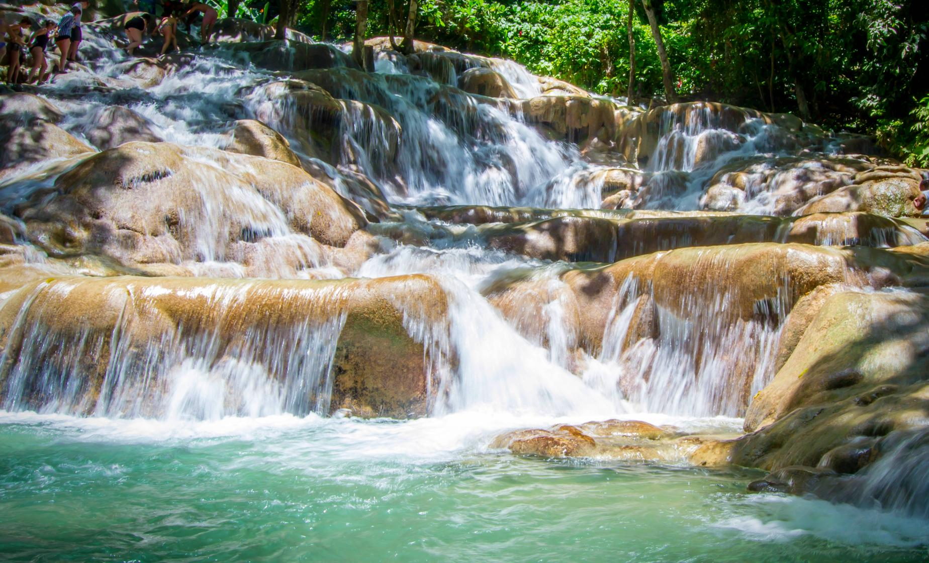 Exclusive Dunns River Falls