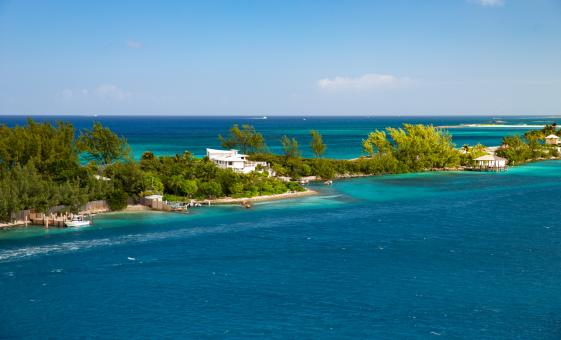 Grand Bahama Island Waterways Tour in Freeport (Lucayan Marina, Sanctuary Bay)
