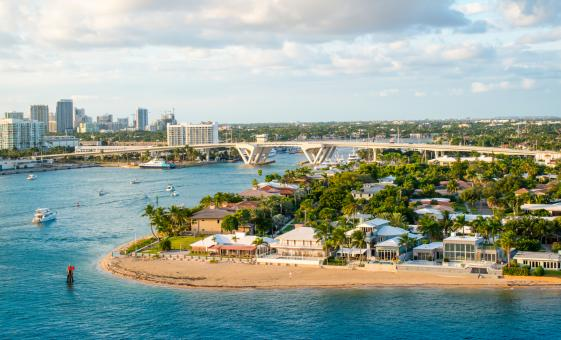 Cruise Port Arrival Shuttle Service from Fort Lauderdale-Hollywood International Airport