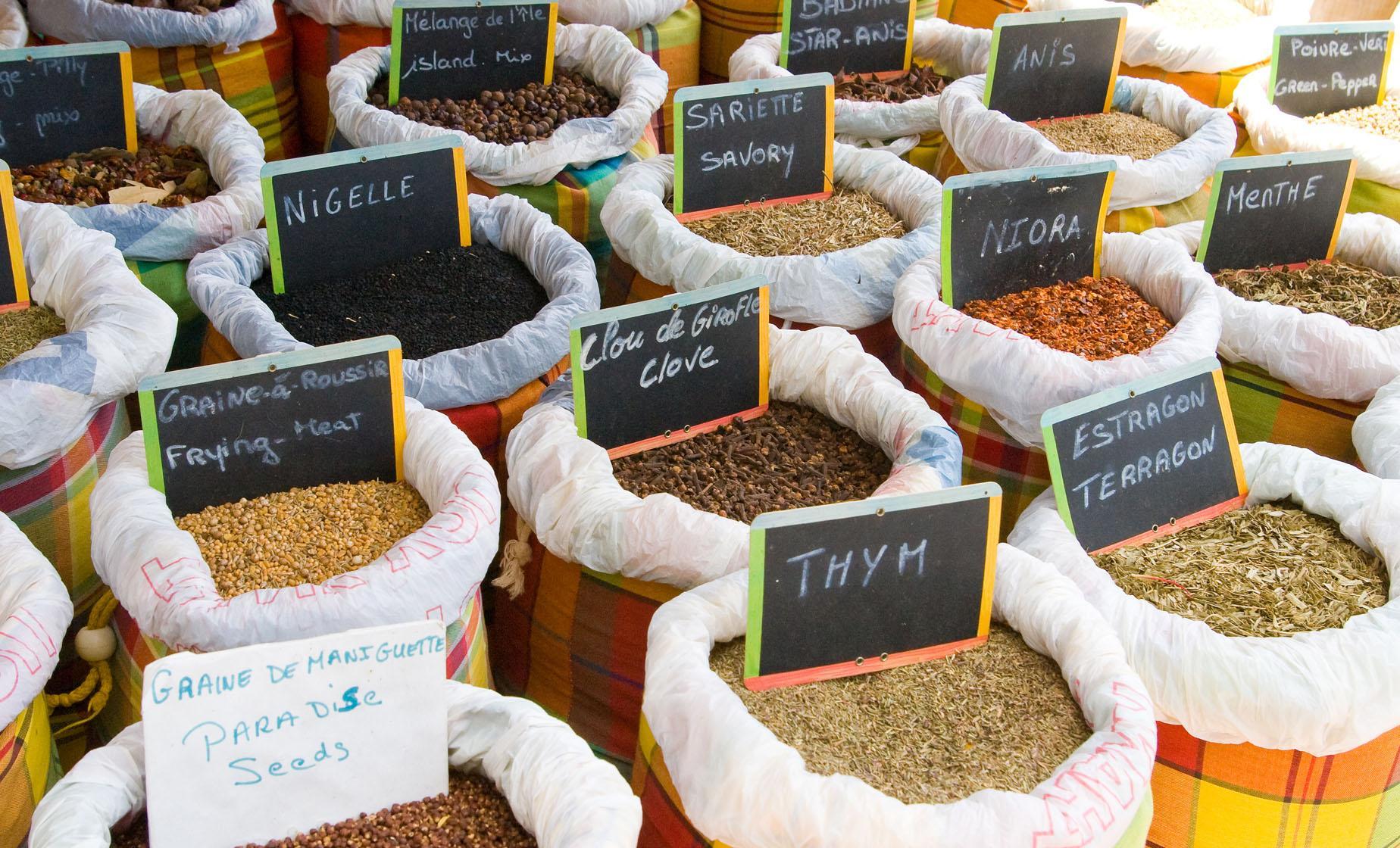 Grenada's Spice Route