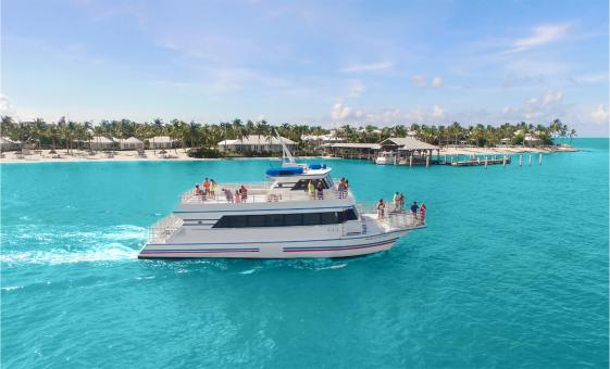 Glass Bottom Boat Key West