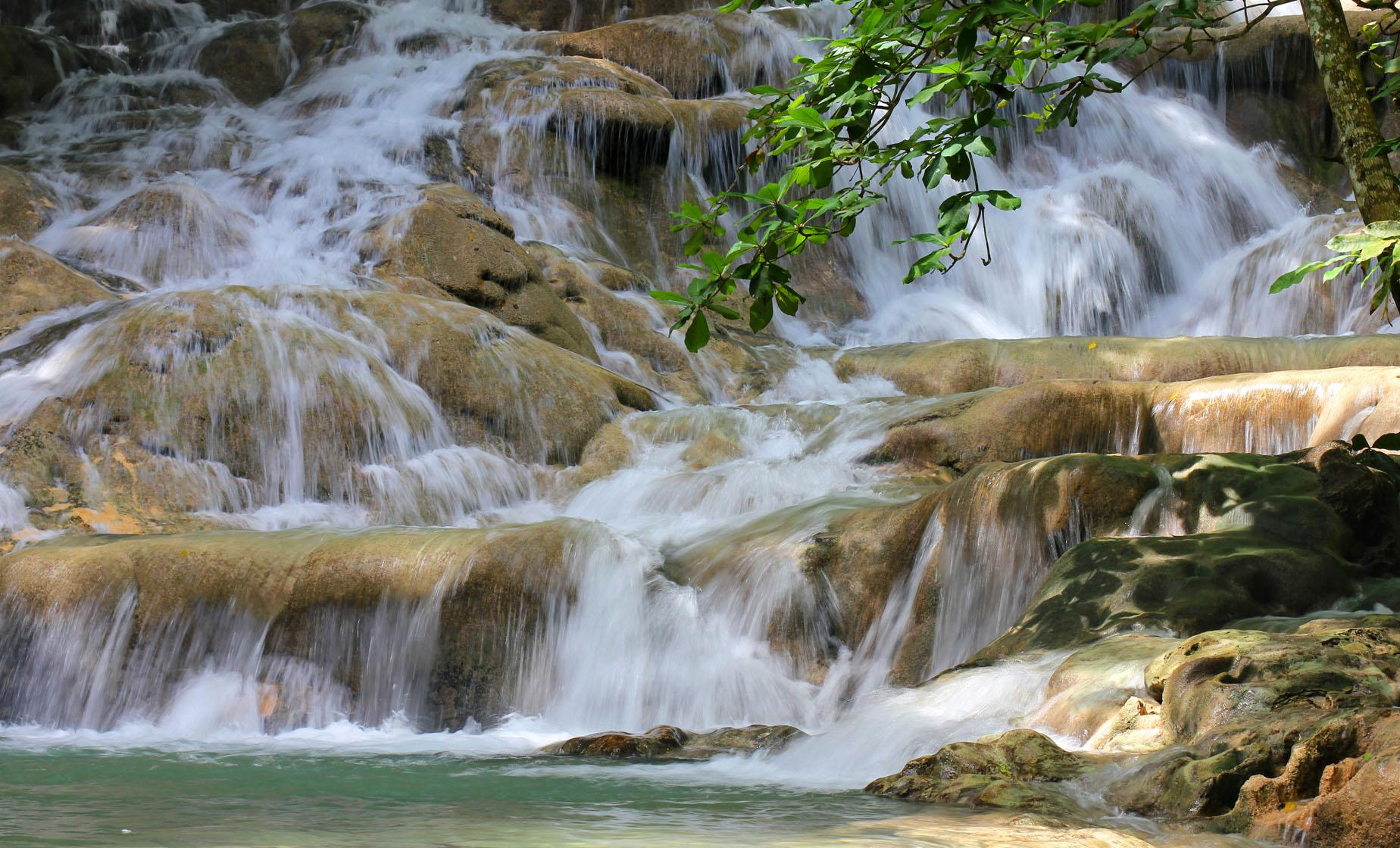 Dunn S River Falls Cruise Excursion From Montego Bay Jamaica