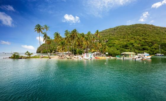 Private Two Islands Tour from Marigot