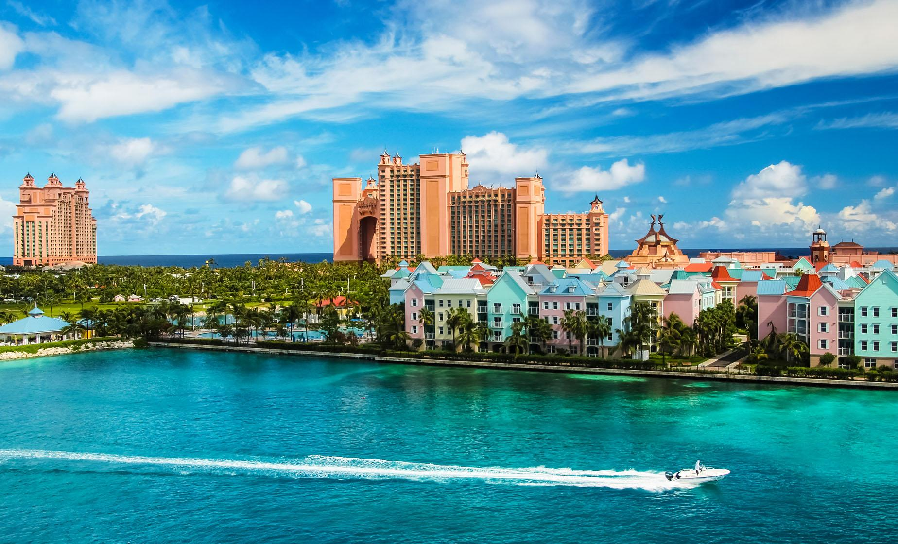 Discover Nassau Town and Atlantis