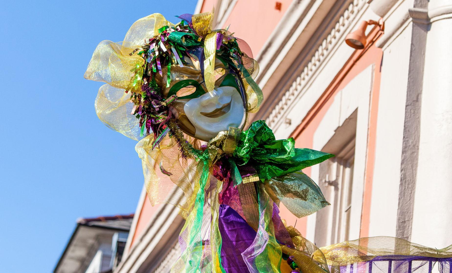 French Quarter Walking Tour (Cabildo)