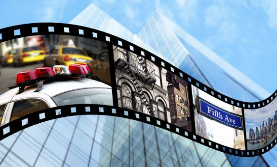 New York Movie and TV Sites Bus Tour (Spiderman, Friends, I am Legend)