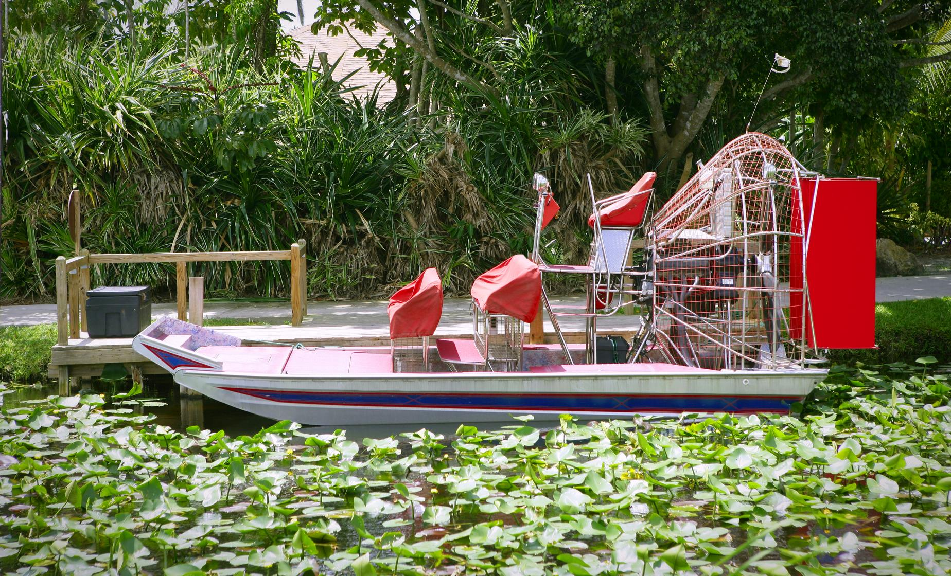 Orlando Airboat Adventure through the Everglades in Florida