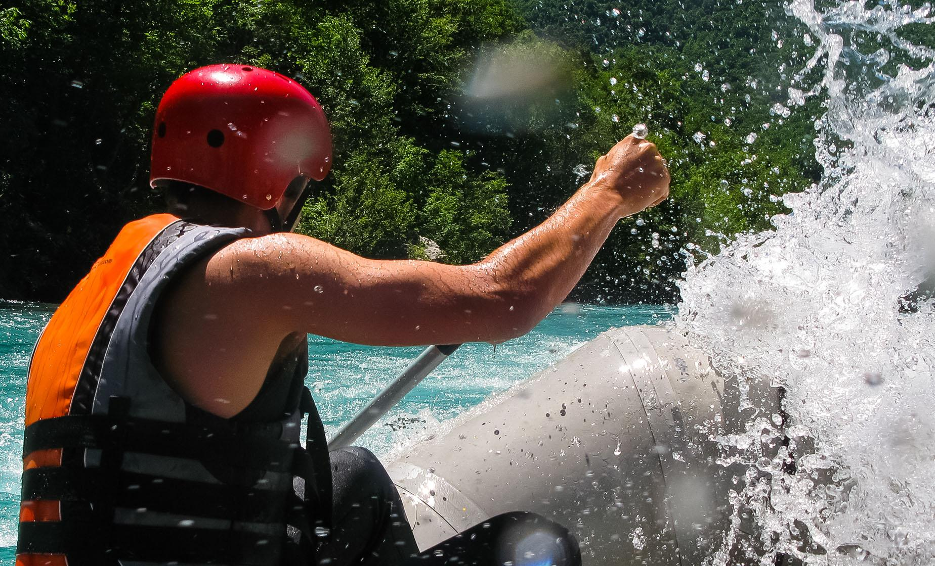 River Rafting & Beach Adventure in Rio Bueno and Bengal Bay in Ocho Rios