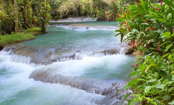 Dunns River Falls in Ocho Rios Exclusive