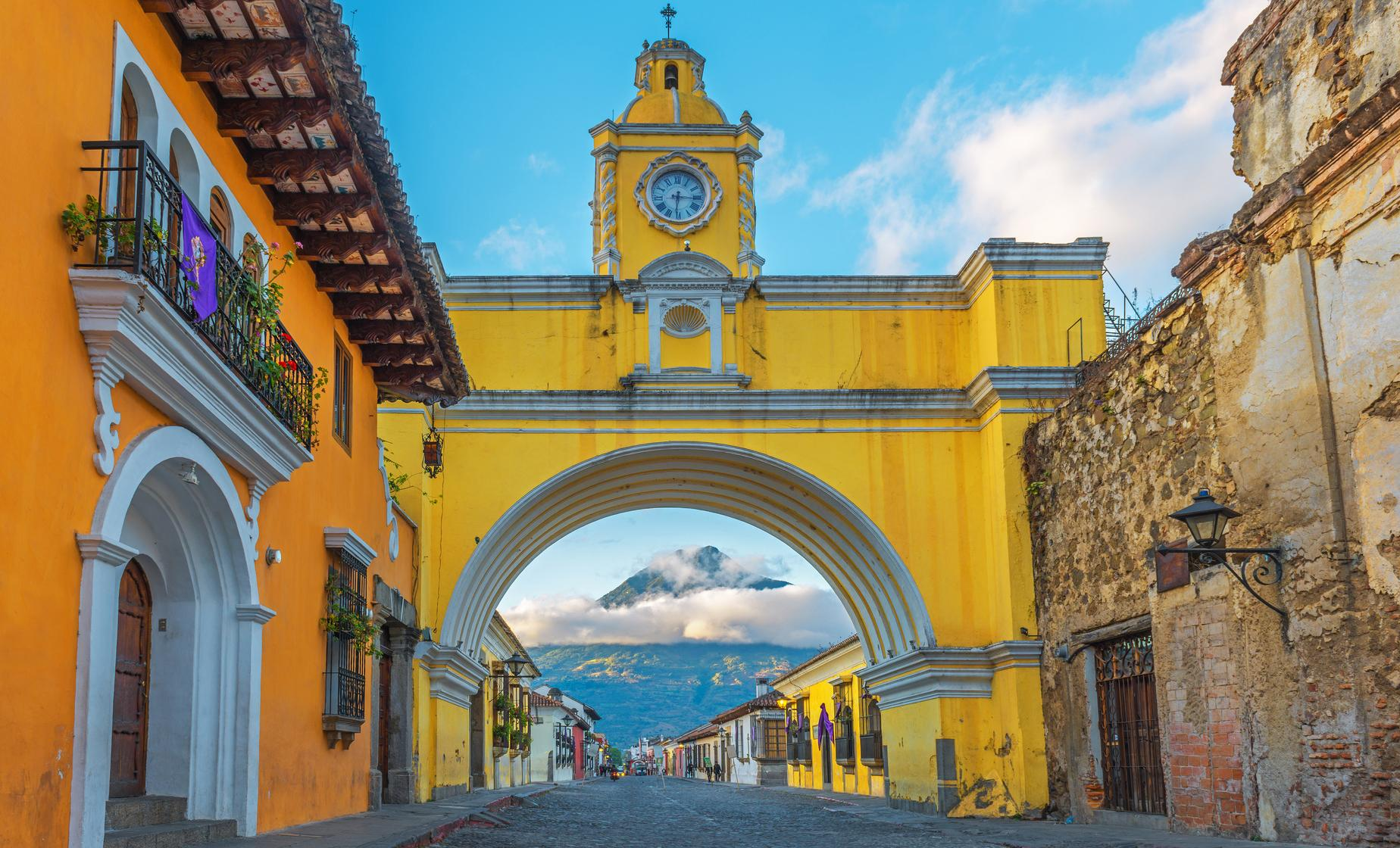 Private Colonial Antigua City Highlights