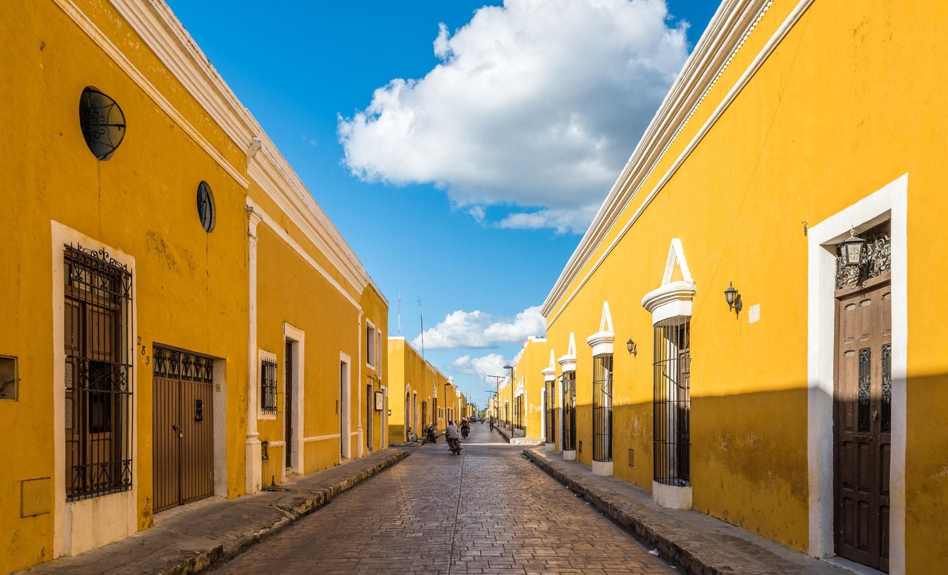 Private Izamal, The Yellow City