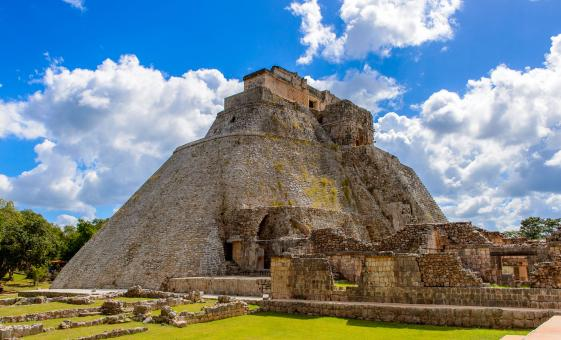 Private Magical Uxmal Tour from Progreso (Adivino, Pyramid of the Magician)
