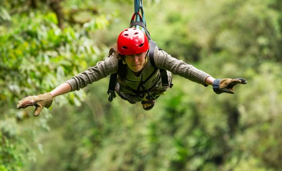 Roatan Eco Walk and Zip Lining Day Trip