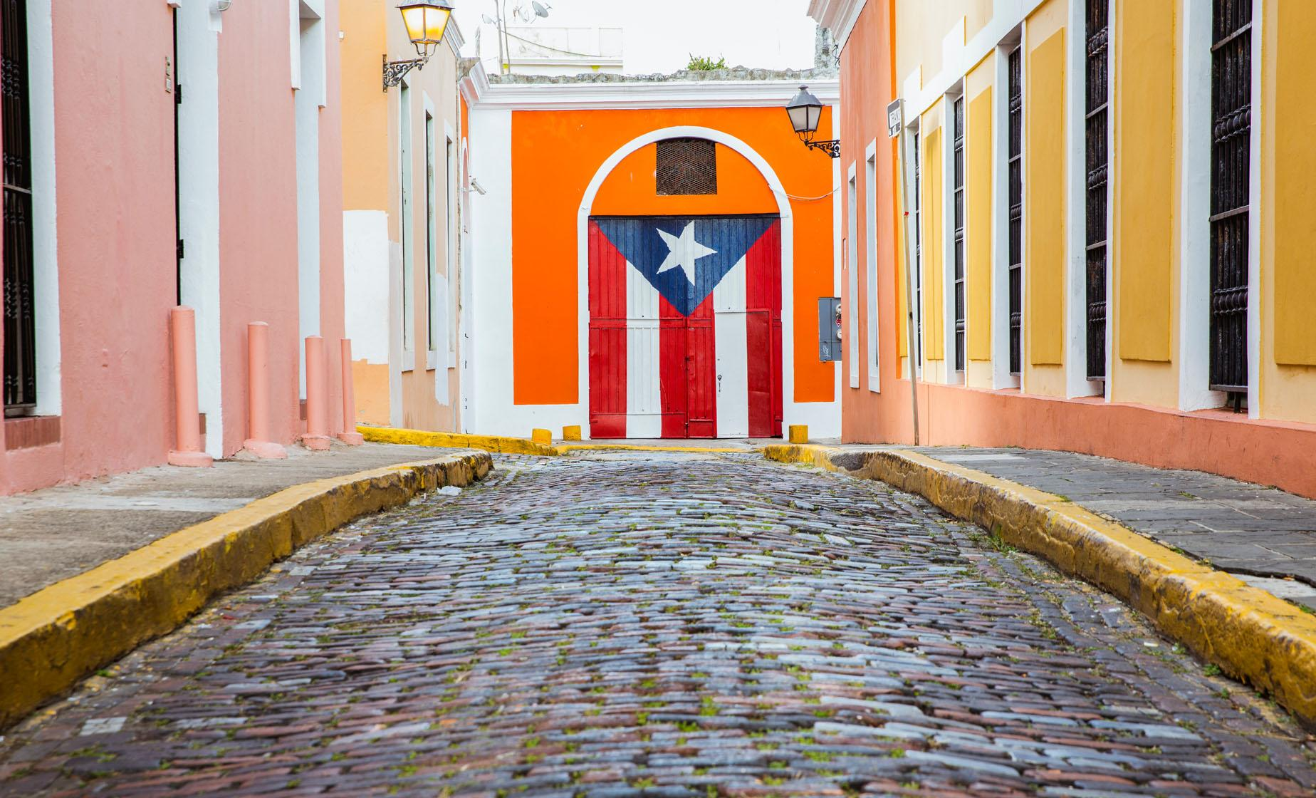 Private Walking Tour of Old San Juan