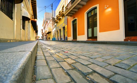 Historical Old San Juan Walking Tour