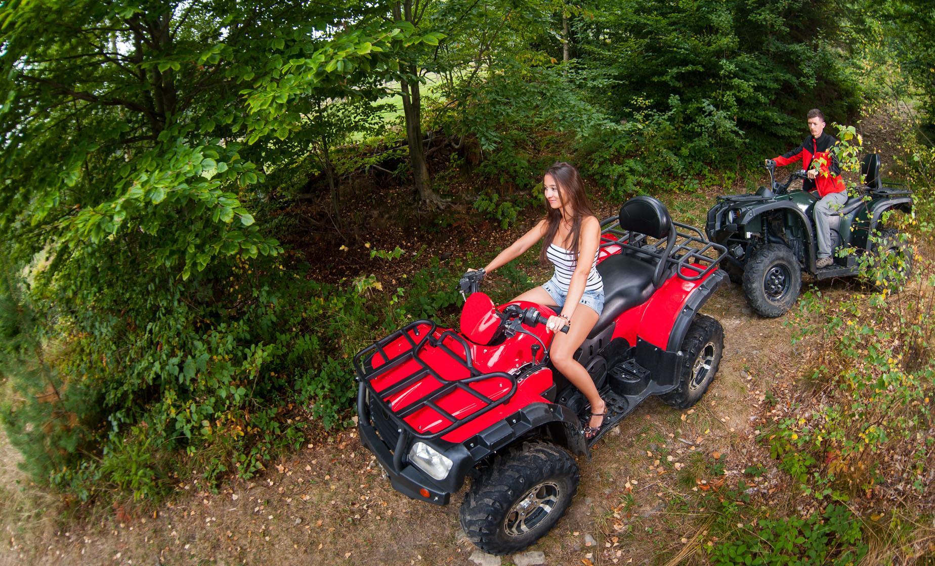Countryside ATV Adventure
