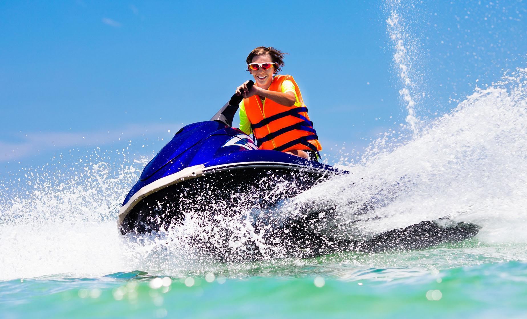 Jet Ski Snorkel Combo (Single Rider)