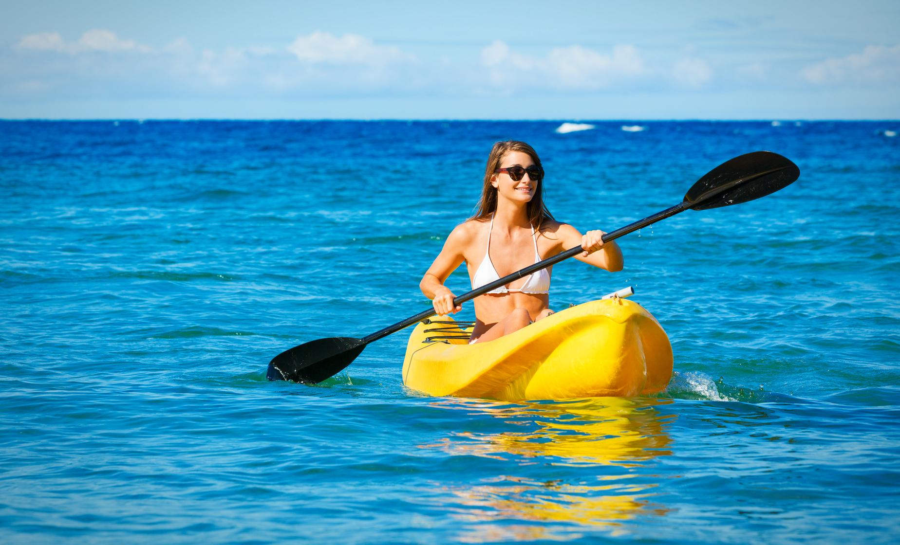 Nature Kayaking and Snorkel Adventure