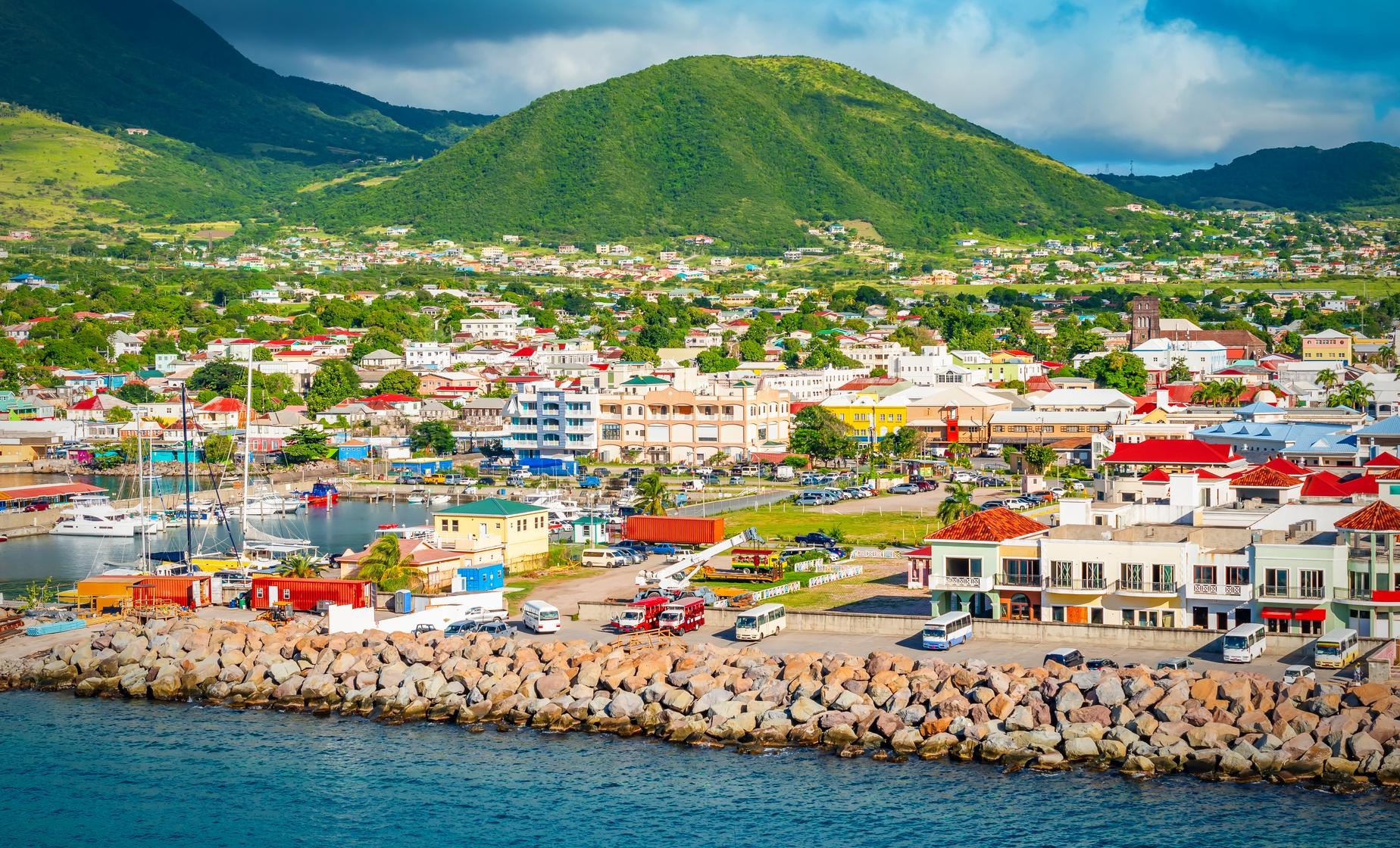 Walking Tour of Basseterre