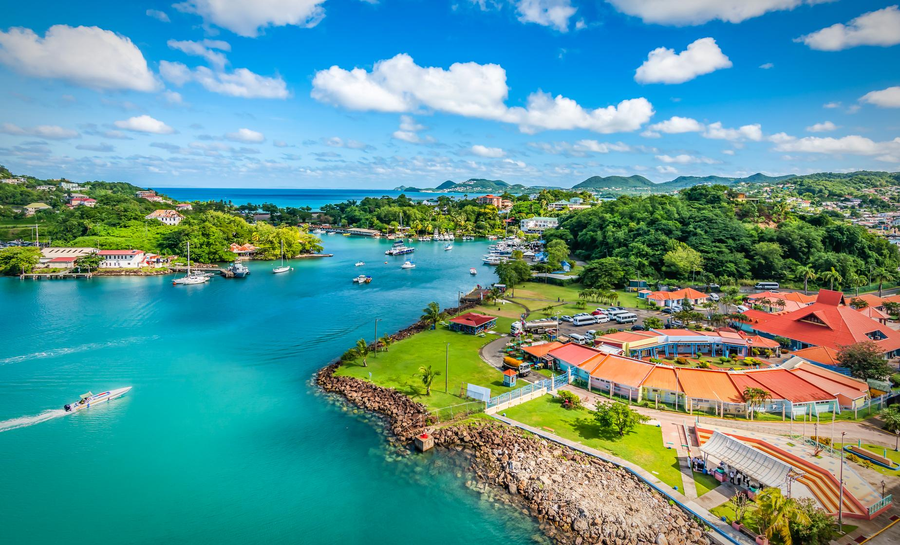 Exclusive Views of St. Lucia