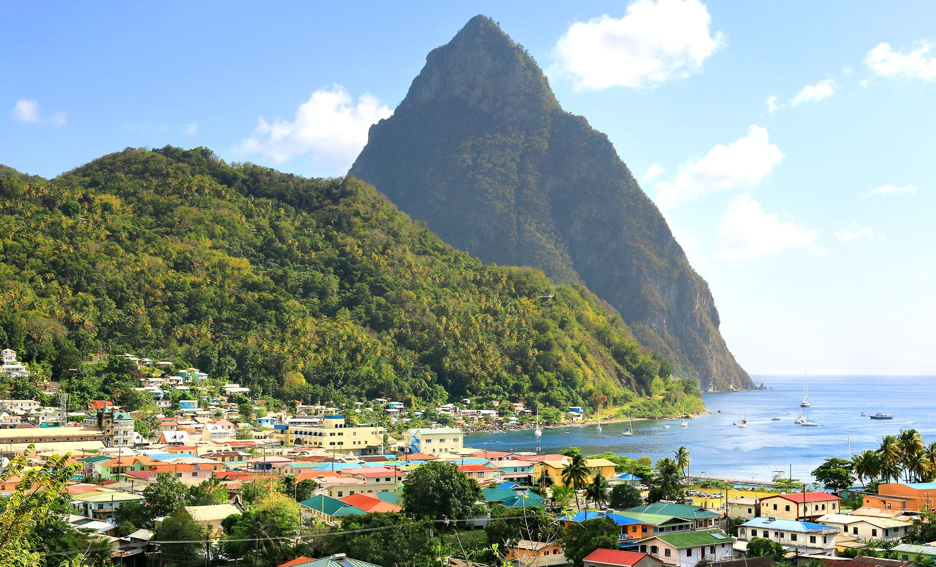 St. Lucia Drive-in Volcano & Waterfalls Soufriere Excursion