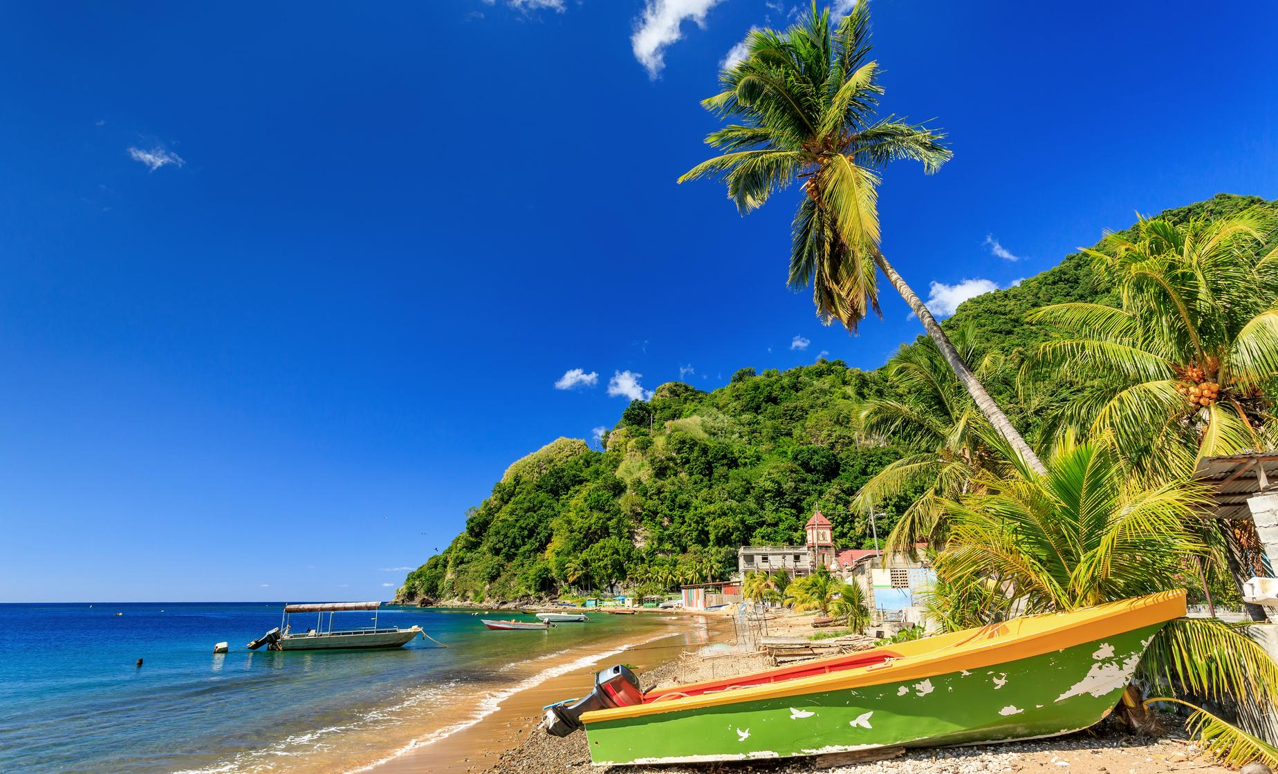 Soufriere Sea-Fari