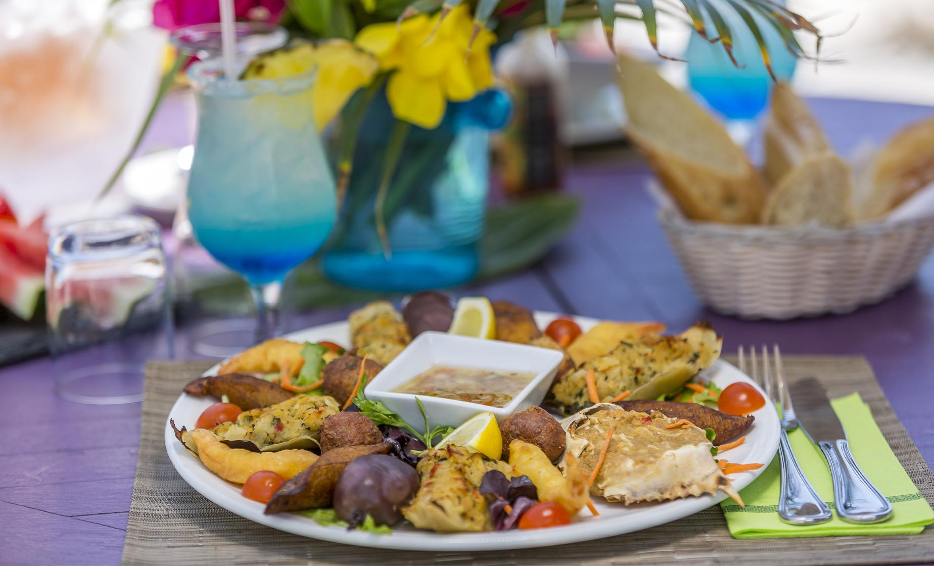 Flavors of St. Martin Culinary Roadtrip