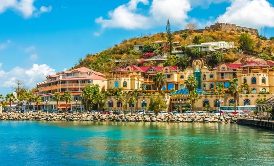 St. Maarten Shopping & Sightseeing Port Tour through Marigot & Phillipsburg
