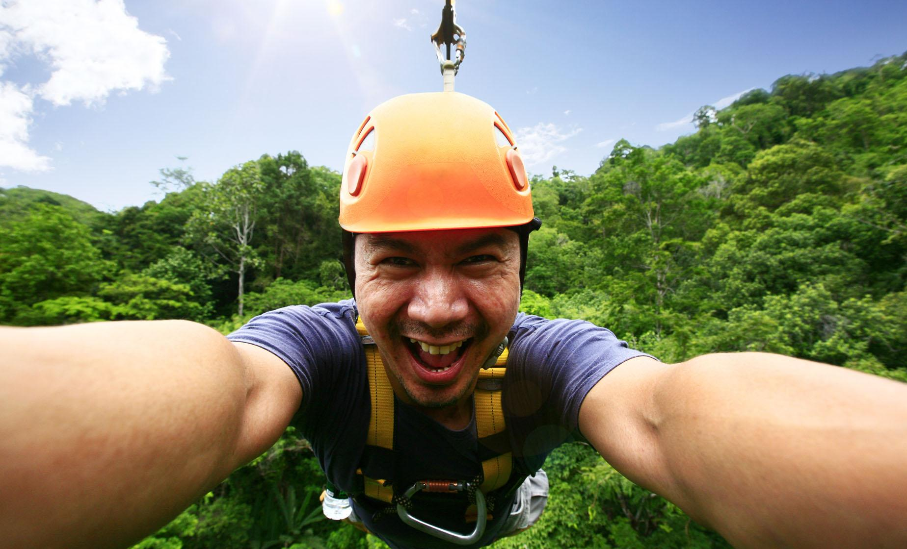 Countryside Zip Line Adventure