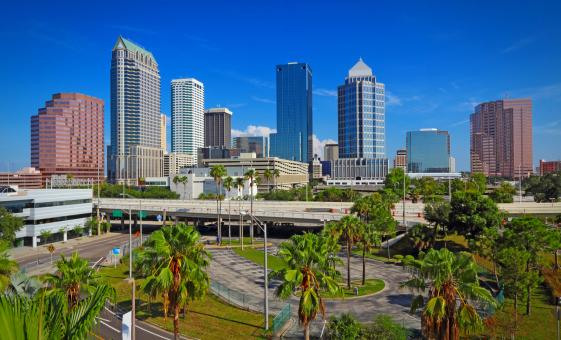 One Way Transfer from Tampa Port to Downtown Hotels
