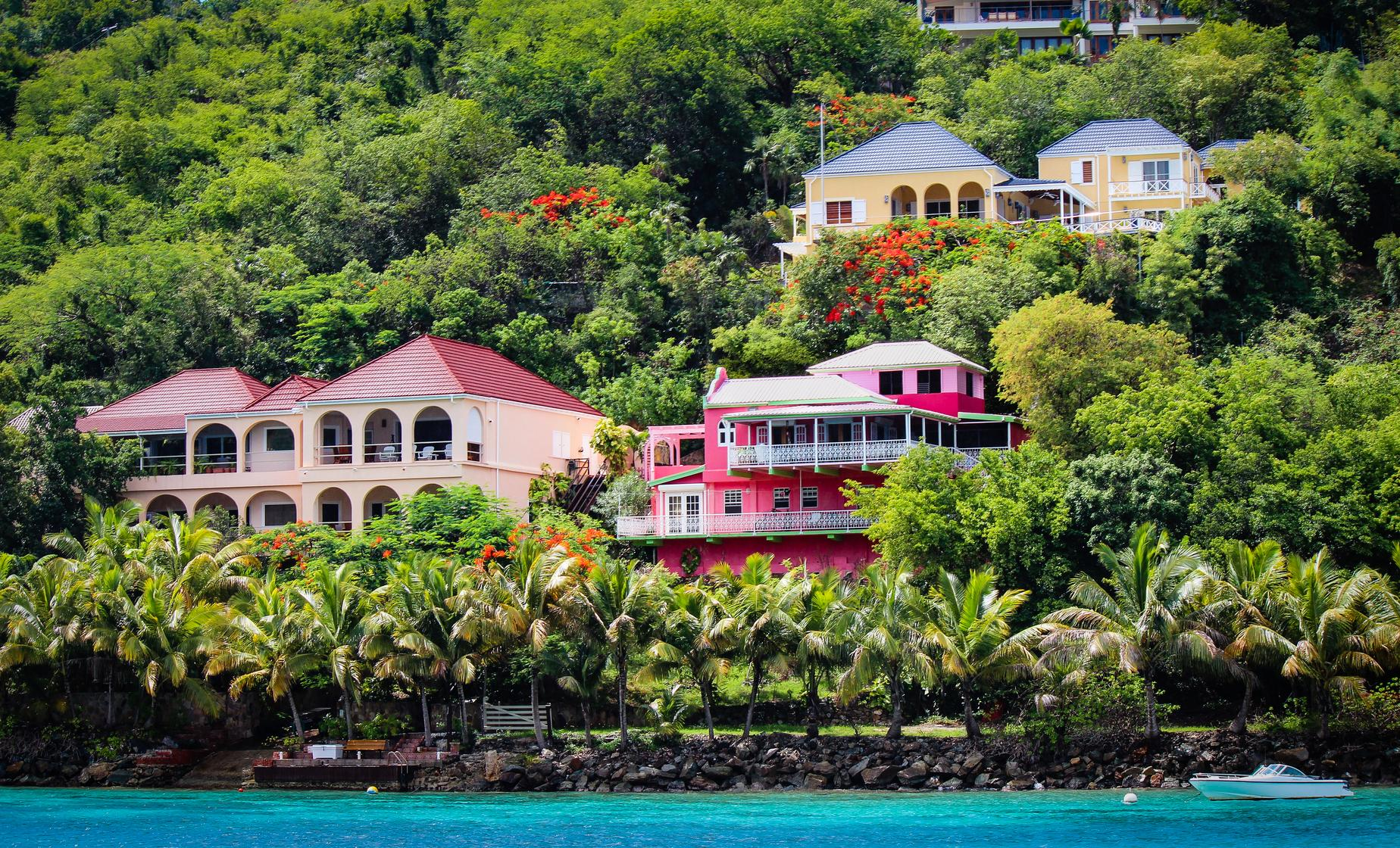 Unique Treasures of Tortola