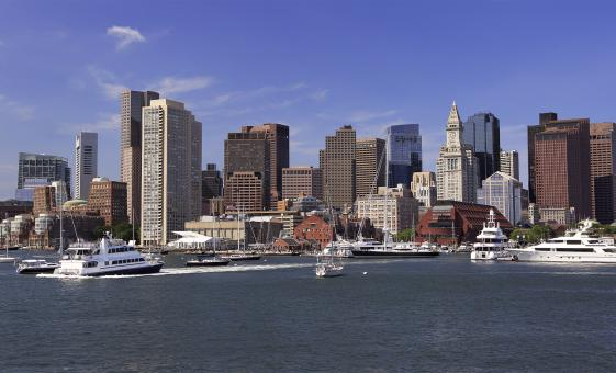 Boston Harbor Historic Sightseeing Cruise Tour (Dorchester Bay, Quincy Bay, Neponset River)
