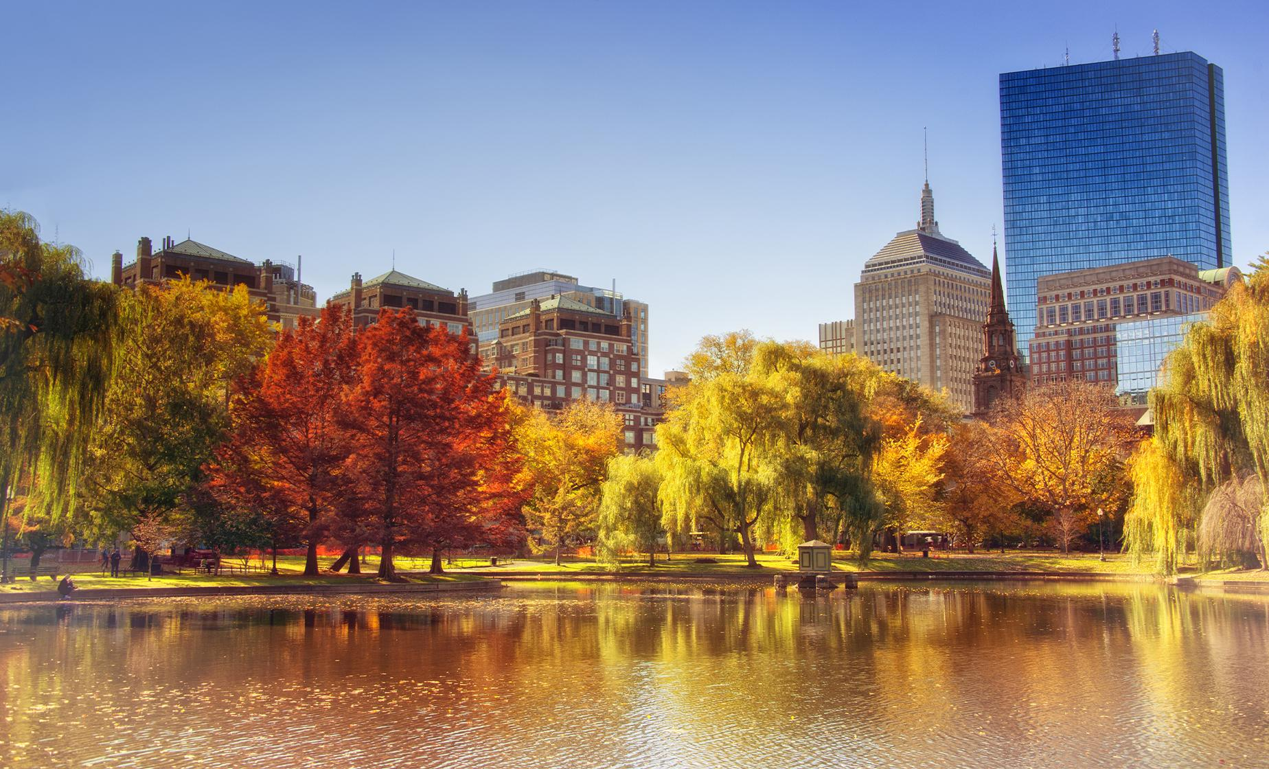 The Best of Fall Foliage Tour