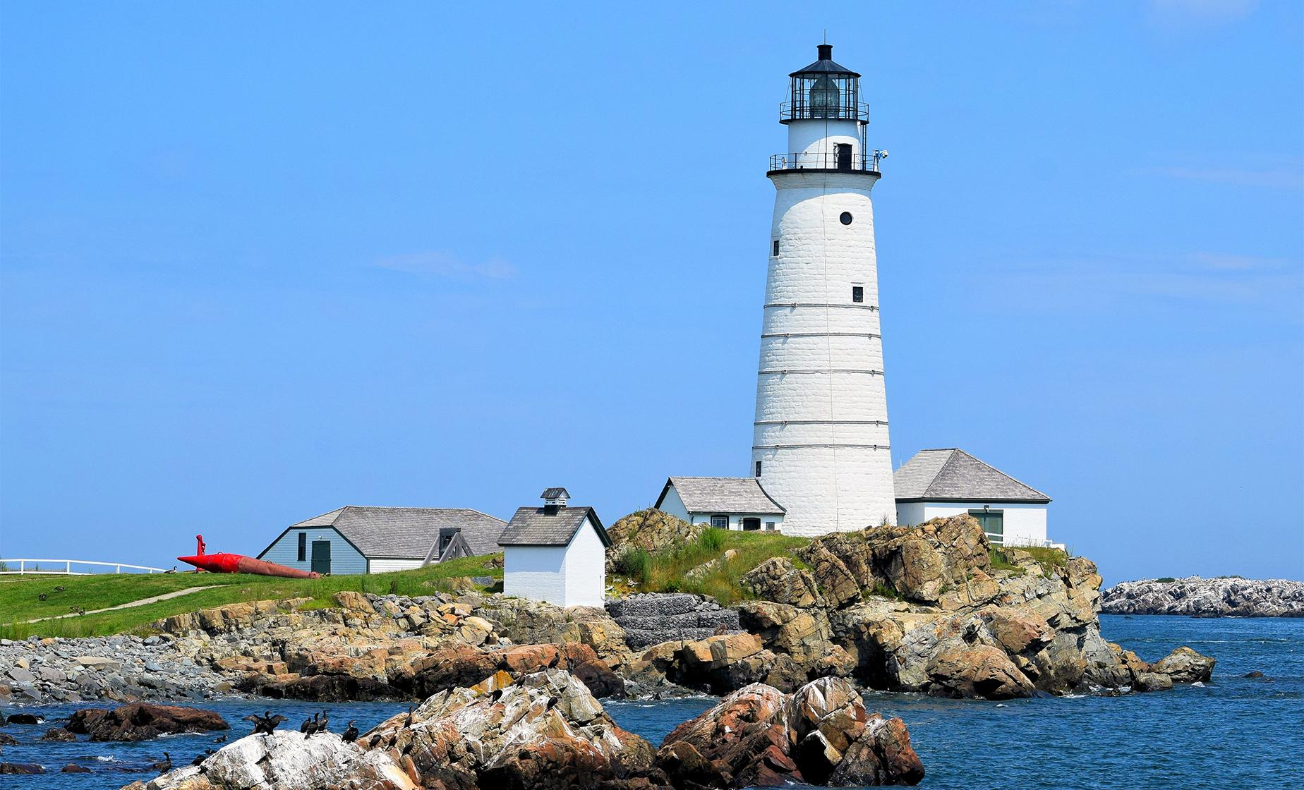 New England Seacoast Tour - Boston (New Hampshire, Massachusetts, Maine)