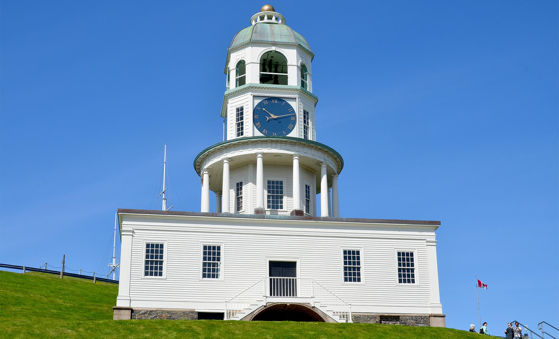 Historic Halifax by Foot
