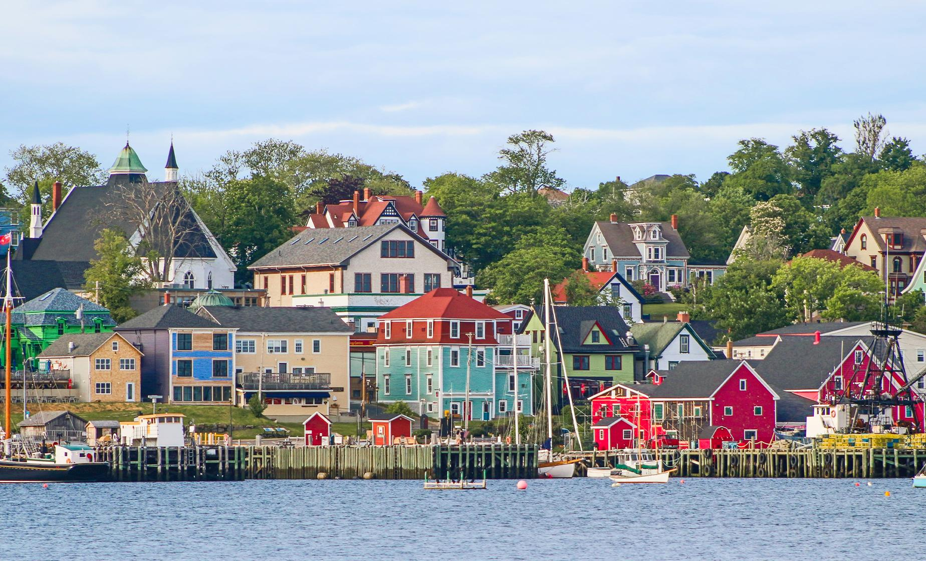 Lunenburg & Mahone Bay
