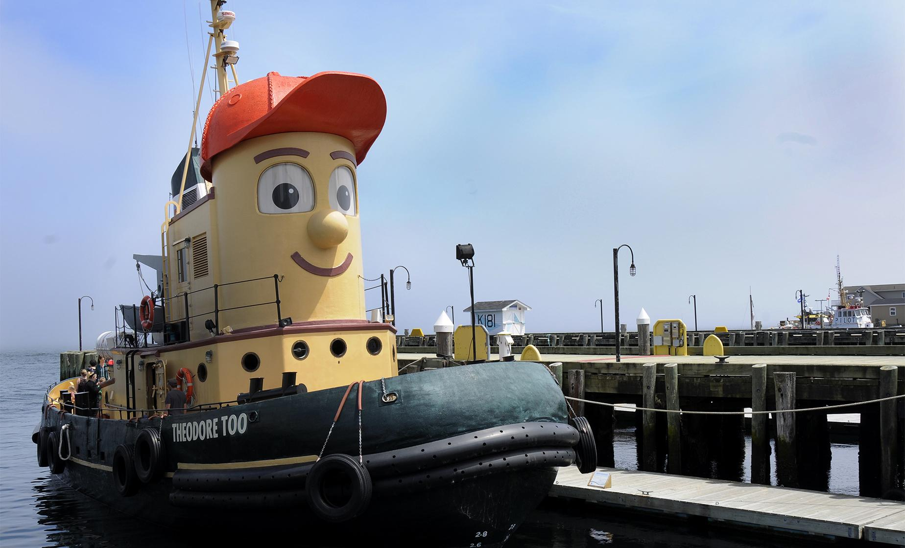 The Theodore Tugboat Experience