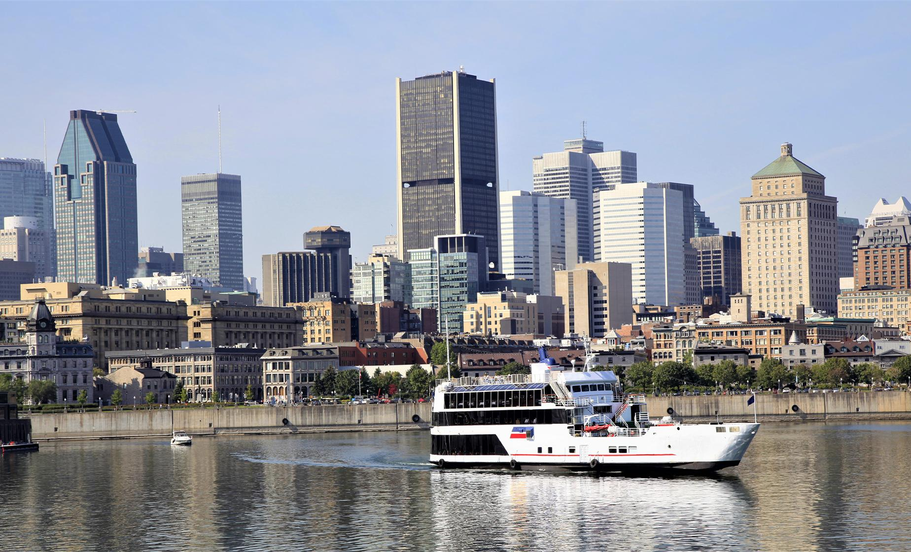 Montreal Maritime Cruise