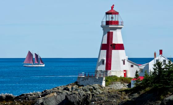Highlights of St. Andrew, St. John, New Brunswick, Bay of Fundy, St. Andrews-by-the-Sea, Passamaquoddy Bay, Algonquin Resort, Reversing Falls