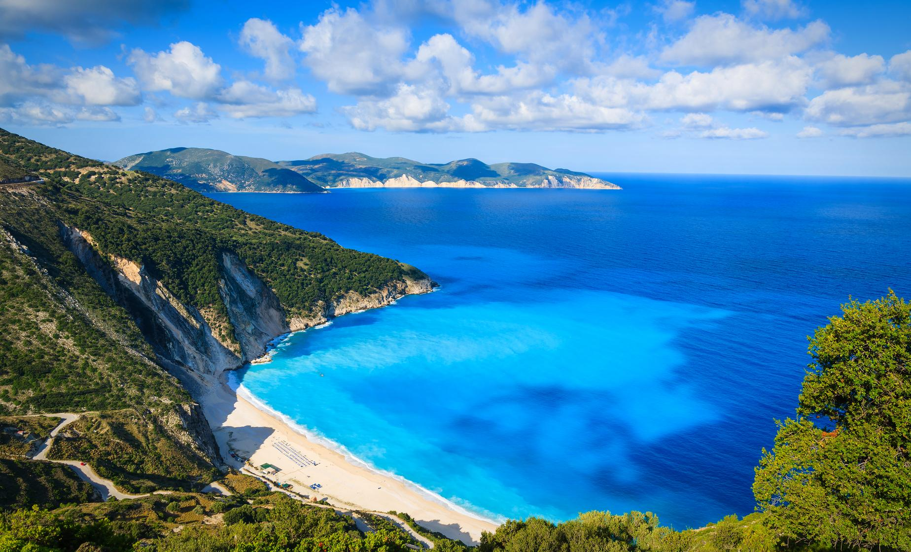 Scenes of Kefalonia