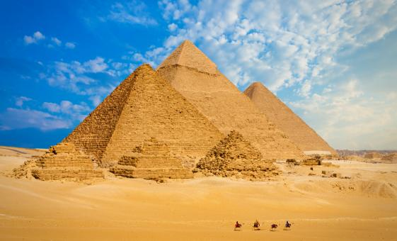 Best of Cairo Tour from Alexandria (Pyramids of Giza, Egyptian Museum)
