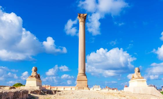 Private Roman Alexandria Tour