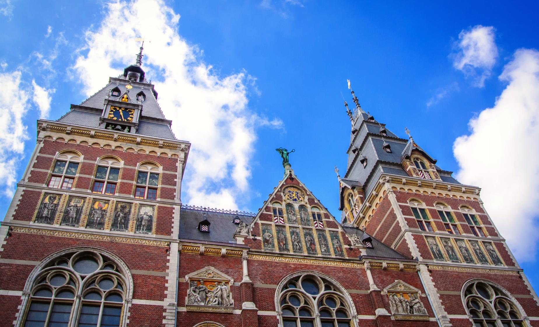 Amsterdam cruise excursions, Canal Cruise and Skip the Line Rijksmuseum Excursions |  Vangogh, canal, monet