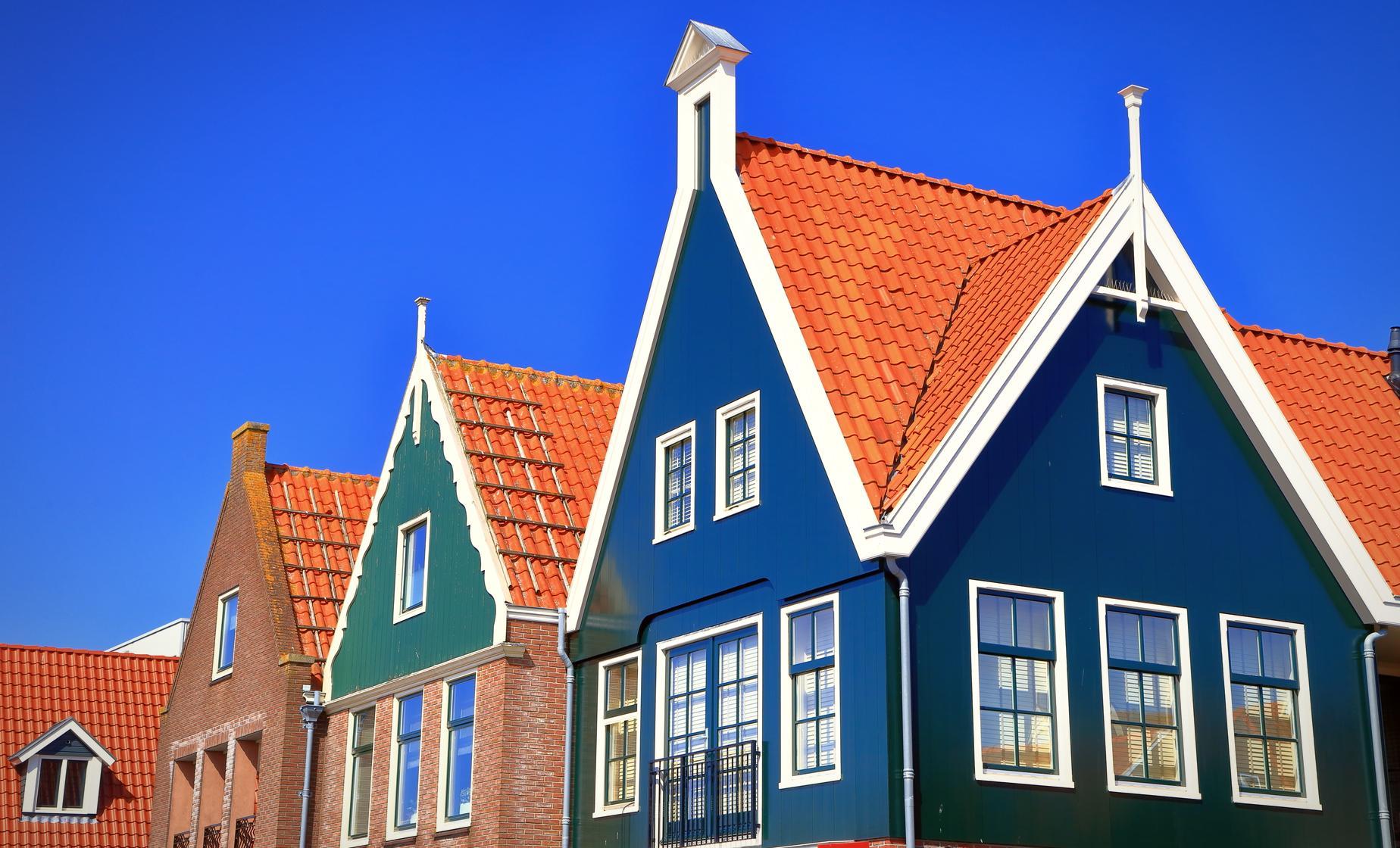 Volendam, Marken and Windmills GPS Tour
